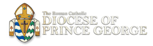 The Roman Catholic Diocese Of Prince George Logo