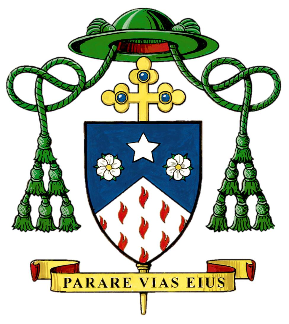 bishop's shield