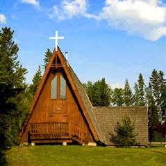 chapel pic - outside
