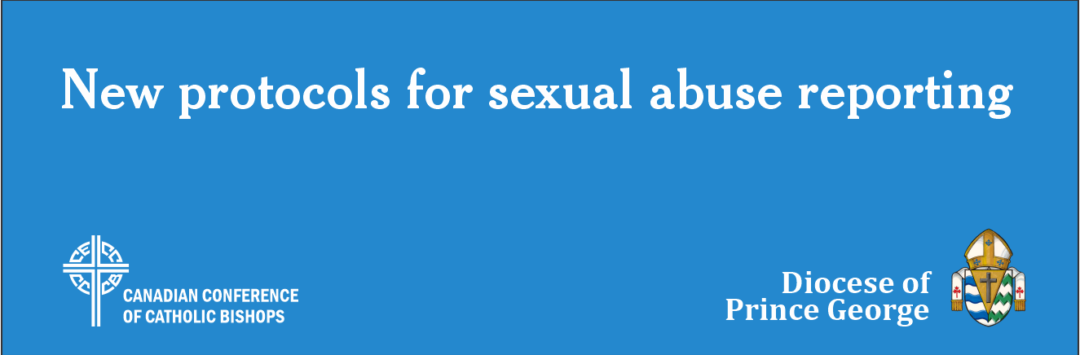 New Sexual Abuse Reporting Protocols